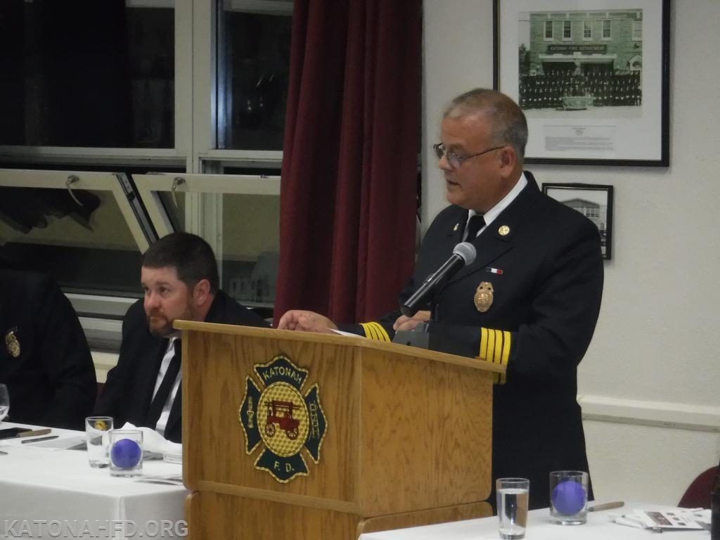 Chief of Department Jose Corsino